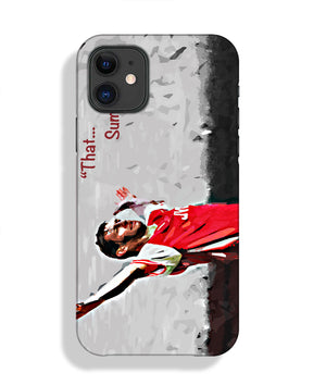 Tony Adams That Sums It All Up Phone Case iPhone 11