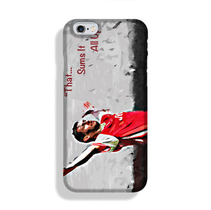 Tony Adams That Sums It All Up Phone Case iPhone 6