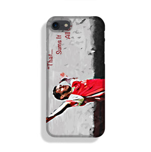 Tony Adams That Sums It All Up Phone Case iPhone XE