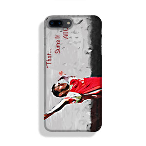 Tony Adams That Sums It All Up Phone Case iPhone 7/8 Max
