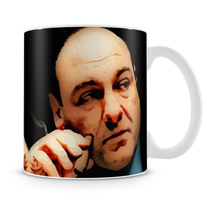 Tony Soprano Mug - Canvas Art Rocks - 4