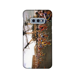 Tour de France in Portsmouth Phone Case Samsung S10e