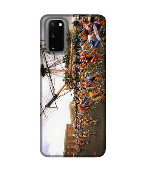 Tour de France in Portsmouth Phone Case Samsung S20