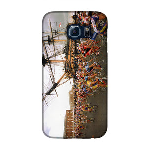 Tour de France in Portsmouth Phone Case Samsung S6