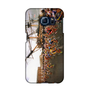 Tour de France in Portsmouth Phone Case Samsung S6 Edge