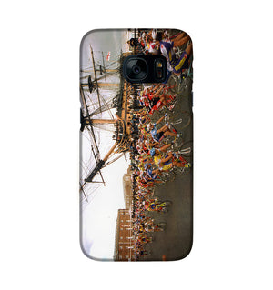 Tour de France in Portsmouth Phone Case Samsung S7