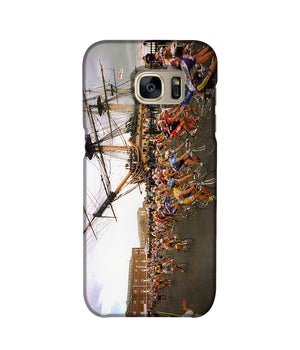 Tour de France in Portsmouth Phone Case Samsung S7 Edge