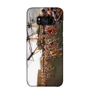 Tour de France in Portsmouth Phone Case Samsung S8