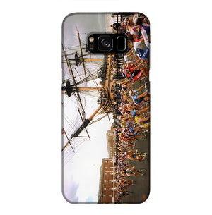 Tour de France in Portsmouth Phone Case Samsung S8 Plus