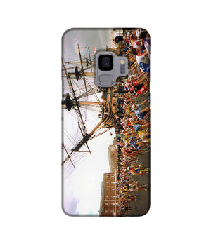 Tour de France in Portsmouth Phone Case Samsung S9