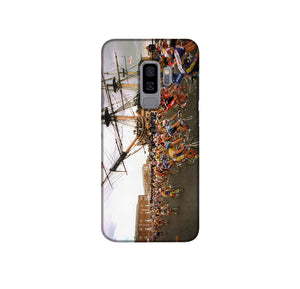 Tour de France in Portsmouth Phone Case Samsung S9 Plus