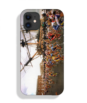 Tour de France in Portsmouth Phone Case iPhone 11