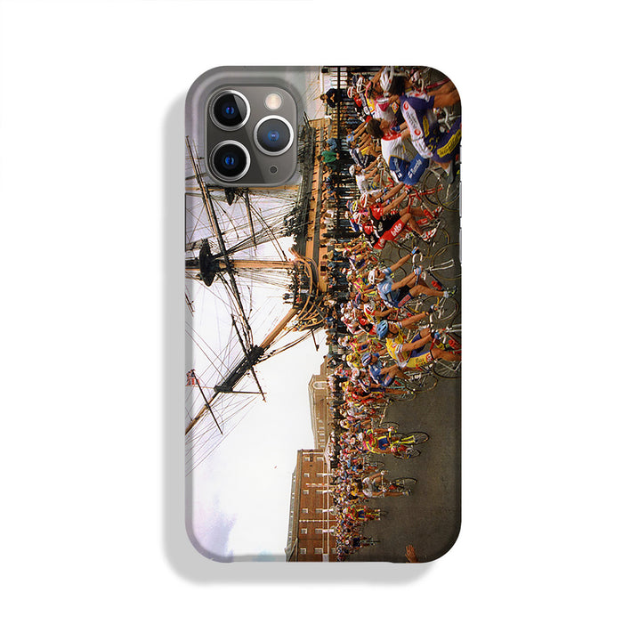 Tour de France in Portsmouth Phone Case