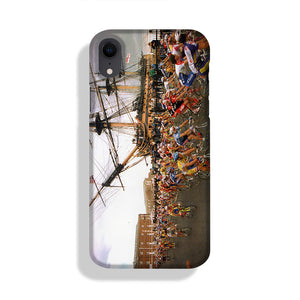 Tour de France in Portsmouth Phone Case iPhone XR