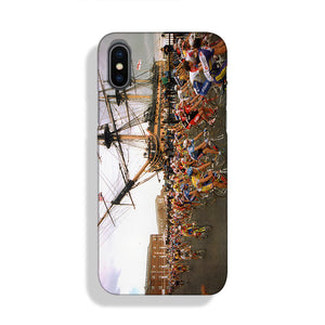 Tour de France in Portsmouth Phone Case iPhone XS Max