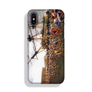 Tour de France in Portsmouth Phone Case iPhone X/XS