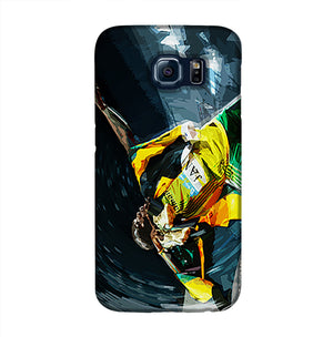 Usian Bolt Iconic Pose Phone Case Samsung S6