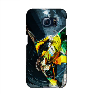 Usian Bolt Iconic Pose Phone Case Samsung S6 Edge