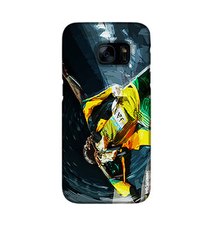 Usian Bolt Iconic Pose Phone Case Samsung S7