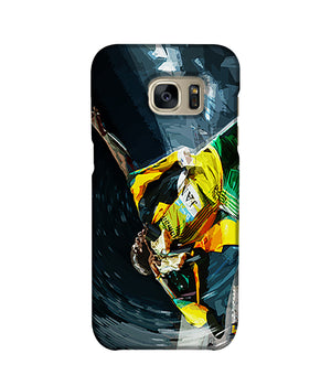 Usian Bolt Iconic Pose Phone Case Samsung S7 Edge