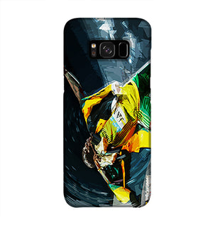 Usian Bolt Iconic Pose Phone Case Samsung S8