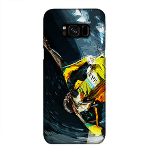 Usian Bolt Iconic Pose Phone Case Samsung S8 Plus