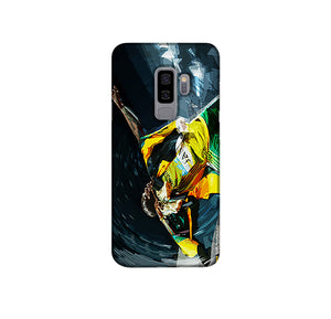 Usian Bolt Iconic Pose Phone Case Samsung S9 Plus