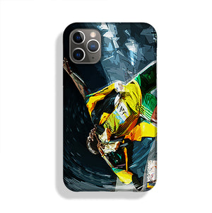 Usian Bolt Iconic Pose Phone Case iPhone 11 Pro Max