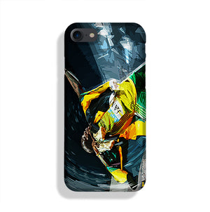 Usian Bolt Iconic Pose Phone Case iPhone XE
