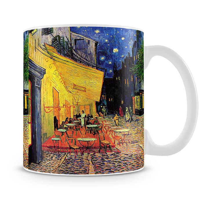 Van Gogh The Terrace Cafe Mug