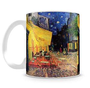 Van Gogh The Terrace Cafe_lg Mug - Canvas Art Rocks - 4