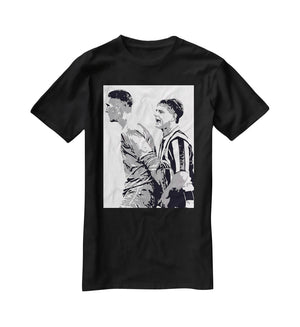 Vinnie Jones Gazza T-Shirt - Canvas Art Rocks - 1