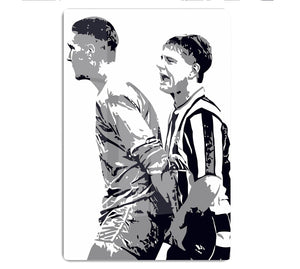 Vinnie Jones Gazza HD Metal Print