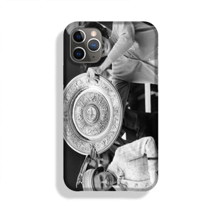 Virginia Wade tennis player Phone Case iPhone 11 Pro