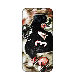Walter Payton Chicago Bears Phone Case Samsung S7