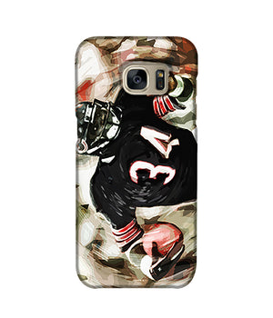 Walter Payton Chicago Bears Phone Case Samsung S7 Edge