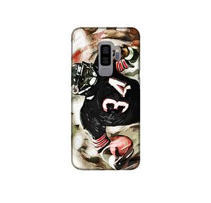 Walter Payton Chicago Bears Phone Case Samsung S9 Plus
