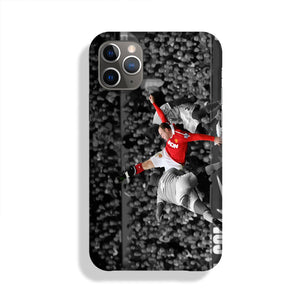 Wayne Rooney Bicycle Kick Phone Case iPhone 11 Pro Max