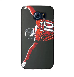 Wayne Rooney Phone Case Samsung S6