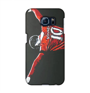 Wayne Rooney Phone Case Samsung S6 Edge