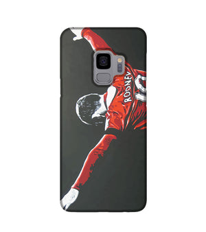 Wayne Rooney Phone Case Samsung S9