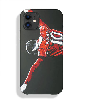 Wayne Rooney Phone Case iPhone 11