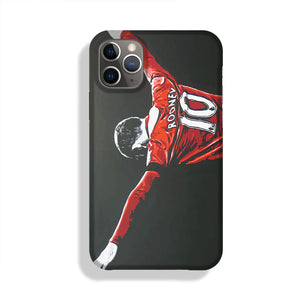 Wayne Rooney Phone Case iPhone 11 Pro
