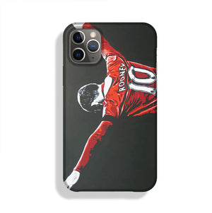 Wayne Rooney Phone Case iPhone 11 Pro Max