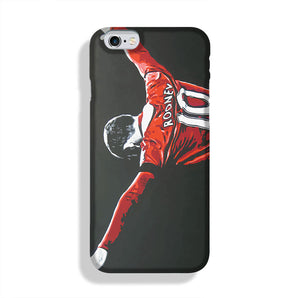 Wayne Rooney Phone Case iPhone 6