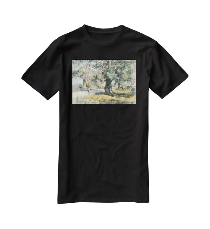 Wayside Inn Mass by Hassam T-Shirt