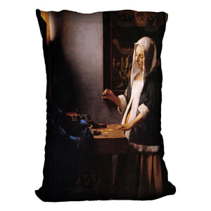 Weights by Vermeer Cushion