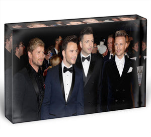 Westlife Acrylic Block - Canvas Art Rocks - 1