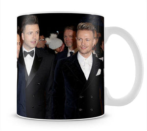 Westlife Mug - Canvas Art Rocks - 1