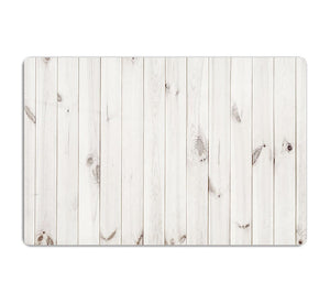 White wood texture background HD Metal Print - Canvas Art Rocks - 1